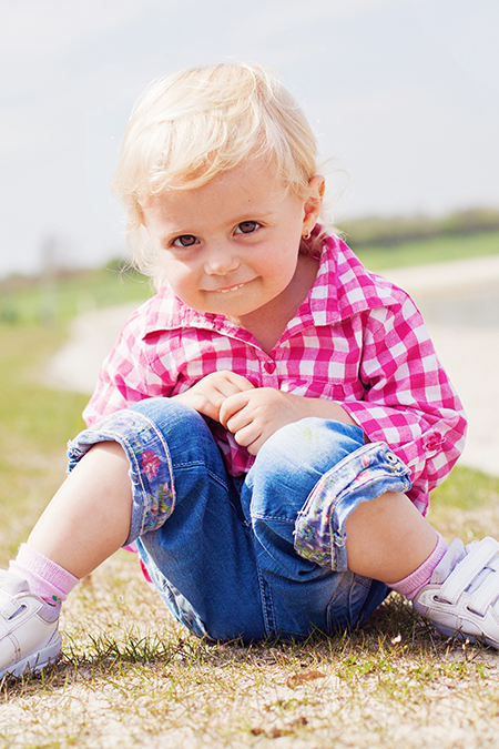 Cutie in the sun / Helmond, Kinder fotografie